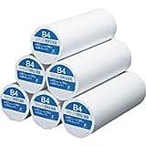 コクヨ ファクシミリ感熱記録紙 B4 100m芯25.4mm6本パック 品番:FAX-CCT257B-6 注文番号:54327948 メーカー:コクヨ