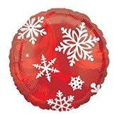 Christmas Elegant Entertaining Red Foil Balloon クリスマスデートエレガントレッドホイルバルーン♪ハロウィン♪クリスマス♪