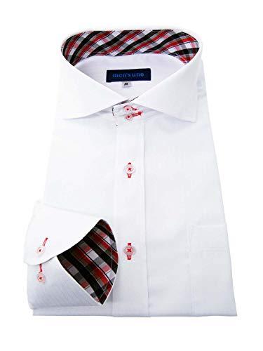 men's uno(メンズウーノ) 長袖ワイシャツ uaubuc メンズ