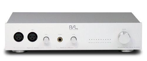 ラトックシステム USBヘッドホンアンプ DSD&PCM 24bit/192kHz バランス駆動/標準シングルエンド両対応 RAL-DSDHA2