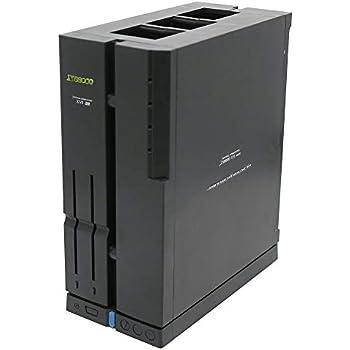 HELMETS ミニチュアケース X68000 for RaspberryPi 2/3 [ ブラック ] MONAC-002
