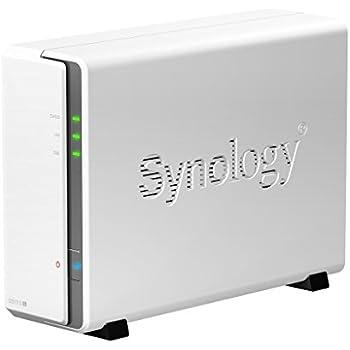 Synology DiskStation DS115j 1ベイ NAS キット 日本正規代理店アスク サポート対応 保証2年 CS4961