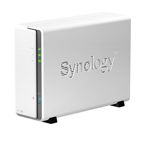 【NASキット】Synology DiskStation DS115j 多機能1ベイNAS CS4961 DS115j