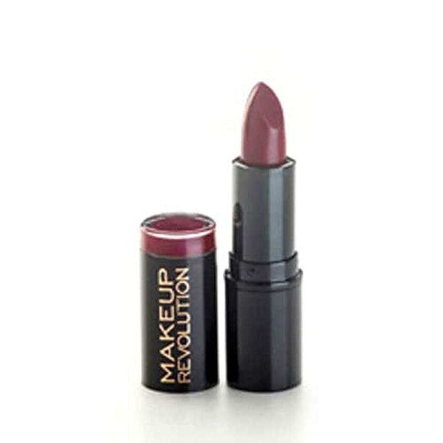 女王同化する懲戒[Revolution ] 原因と革命Vampコレクションの口紅の反乱 - Revolution Vamp Collection Lipstick Rebel with Cause [並行輸入品]