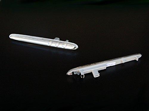 【ノーブランド品】 アルファロメオ ジュリエッタ 純正タイプ LEDサイドマーカー