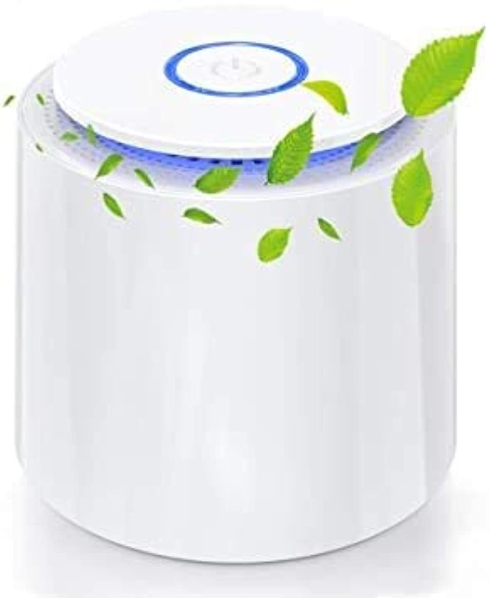 マーケティング不快な経由で空気清浄機 空気清浄機 小型 ミニ空気清浄機 空気清浄 脱臭 花粉 寝室用 卓上 PM2.5対策 省エネ 静音 HEPA フィル
