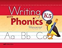 Writing with Phonics K5 [並行輸入品]