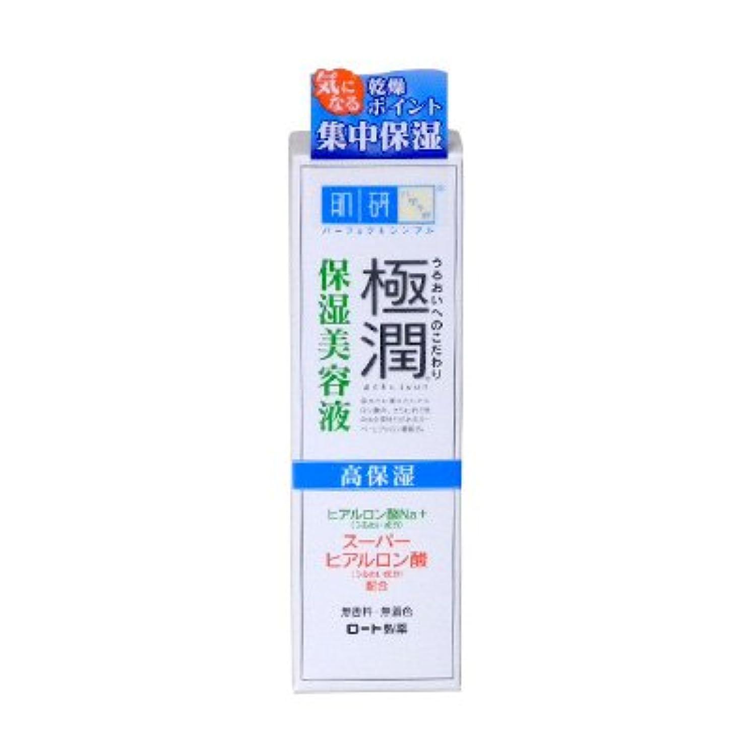 抜粋科学的化学ロート製薬 ハダラボ 極潤 保湿美容液 30g