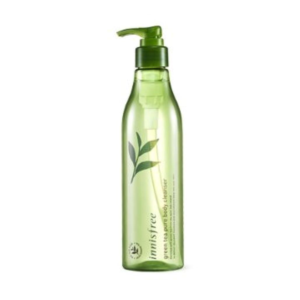 安全スナッチ観光に行く【イニスフリー】Innisfree green tea pure body cleanser - 300ml (韓国直送品) (SHOPPINGINSTAGRAM)