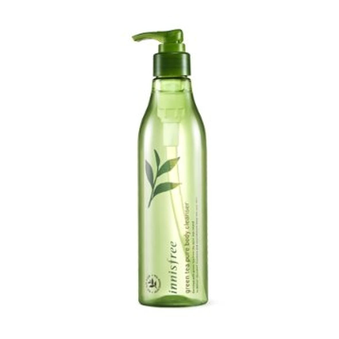 宝石含む音楽【イニスフリー】Innisfree green tea pure body cleanser - 300ml (韓国直送品) (SHOPPINGINSTAGRAM)