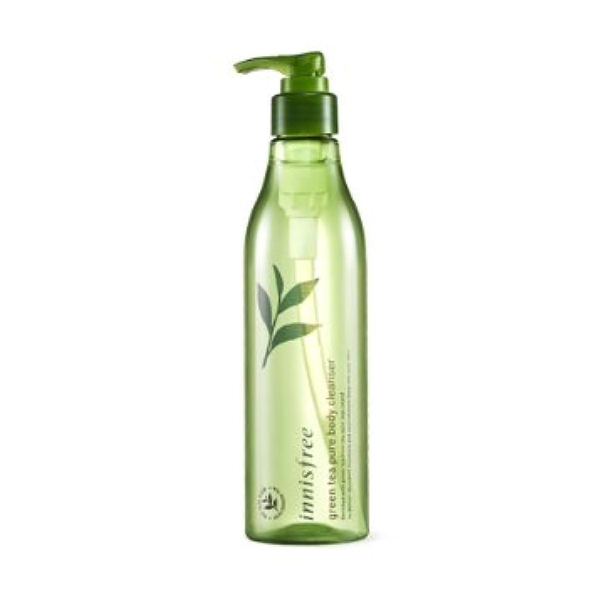 知っているに立ち寄る唯一省略【イニスフリー】Innisfree green tea pure body cleanser - 300ml (韓国直送品) (SHOPPINGINSTAGRAM)