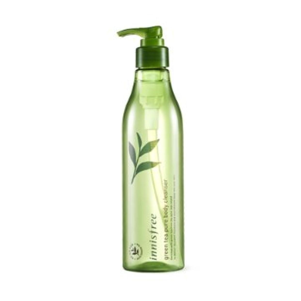 良さシャツアイドル【イニスフリー】Innisfree green tea pure body cleanser - 300ml (韓国直送品) (SHOPPINGINSTAGRAM)