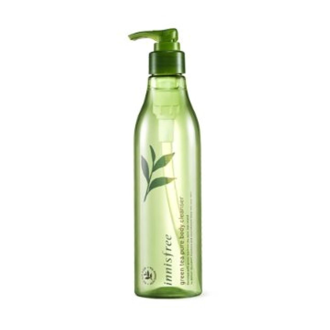 慢な漏れスクラブ【イニスフリー】Innisfree green tea pure body cleanser - 300ml (韓国直送品) (SHOPPINGINSTAGRAM)