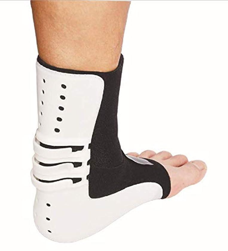足首のブレースは捻挫足首を防ぐのに役立ちます。バスケットボール、バレーボール、サッカー、その他のスポーツ、大人の使用、ユニセックスのための制限のない足首のサポートの保護とパフォーマンス