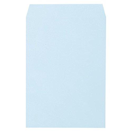 壽堂紙製品 角2ハーフトーン99透けないカラー封筒 31498 00028051