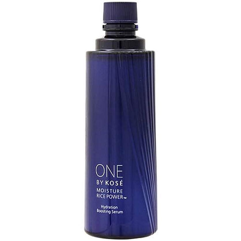 哲学者ルール保護コーセー ONE BY KOSE 薬用保湿美容液 120ml レフィル [並行輸入品]