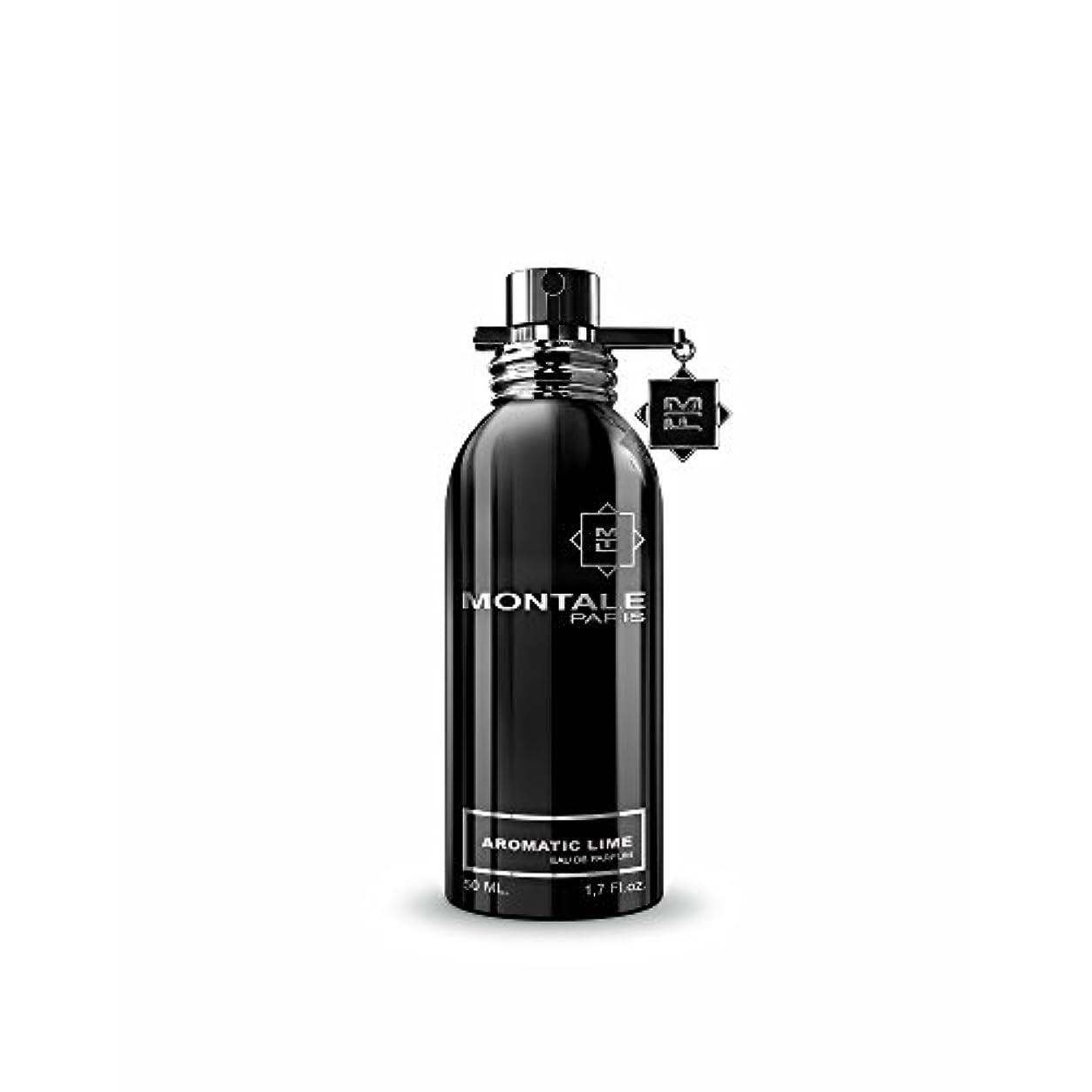 モンタル Aromatic Lime Eau De Parfum Spray 50ml/1.7oz並行輸入品