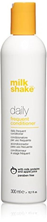 絶滅した予防接種ステージmilk_shake 毎日頻繁コンディショナー、 10.1 fl。オンス