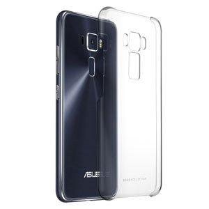 エイスース ASUS ZenFone 3 (ZE520KL)用 クリアケース 90AC01U0-BCS001
