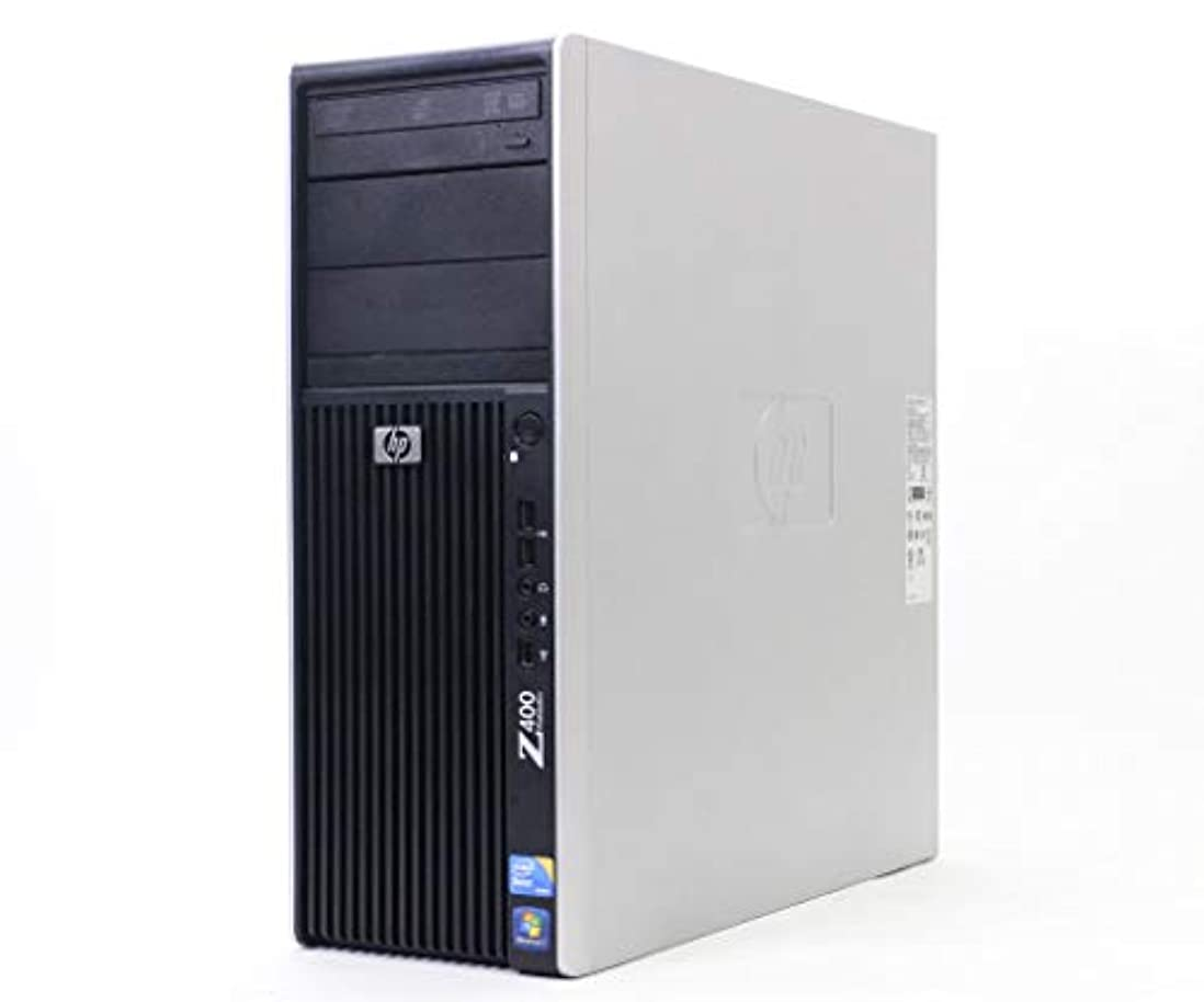 寸前エンジンすべき【中古】 hp Z400 Workstation Xeon W3565 3.2GHz 8GB 250GB(HDD) Quadro 2000 DVD+-RW Windows7 Pro 64bit