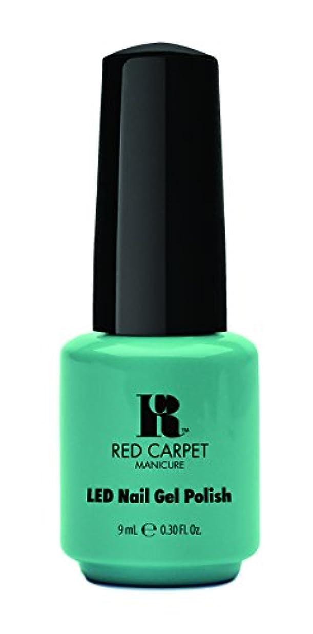 感じるアルネ気分Red Carpet Manicure - LED Nail Gel Polish - A New York Minute - 0.3oz / 9ml