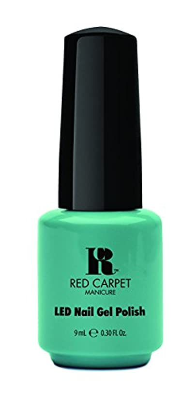 Red Carpet Manicure - LED Nail Gel Polish - A New York Minute - 0.3oz / 9ml