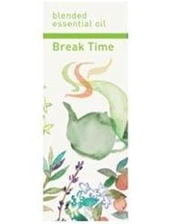 生活の木 ブレンドエッセンシャルオイル ブレイクタイム [30ml] エッセンシャルオイル/精油
