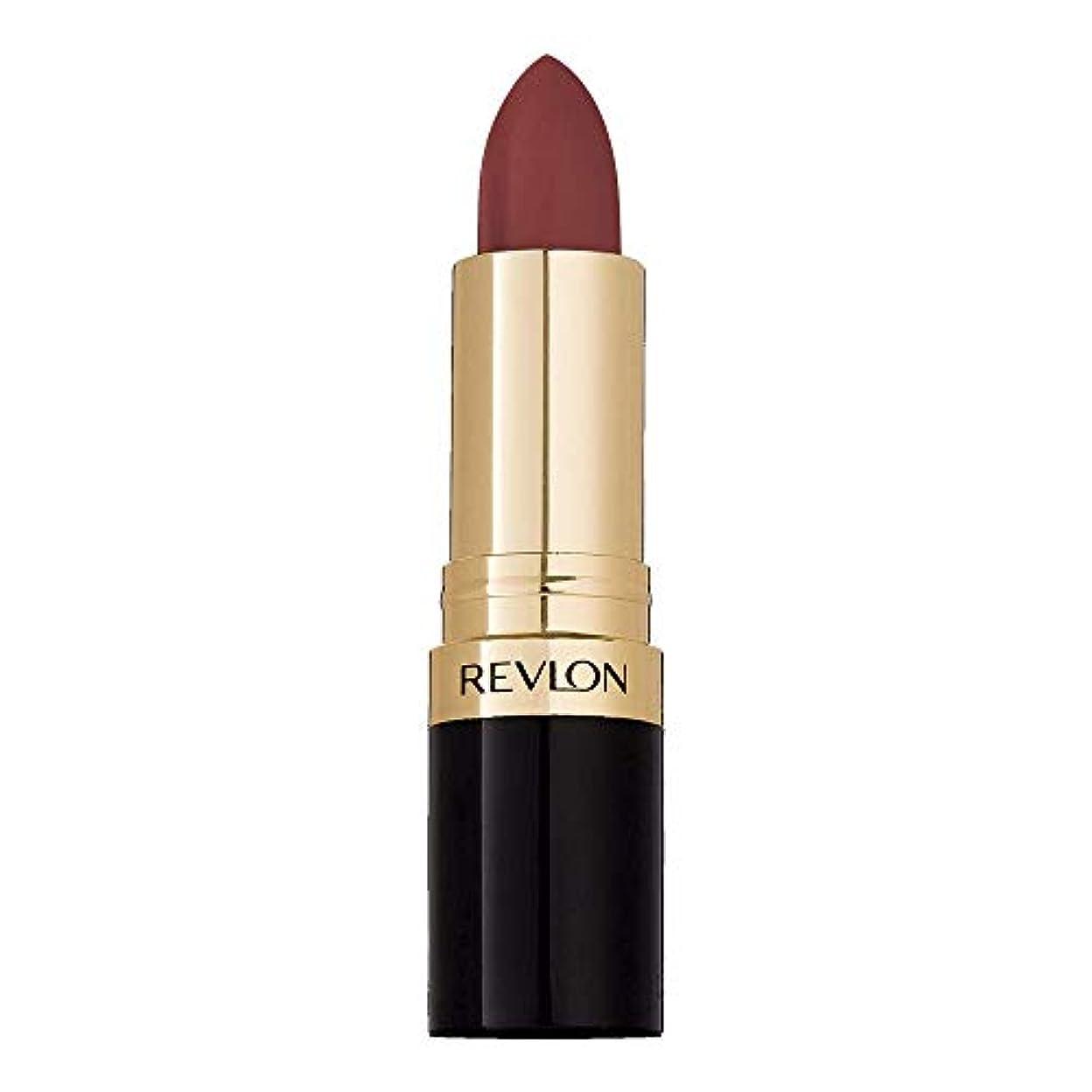 なかなか過去半径レブロン Super Lustrous Lipstick - # 740 Certainly Red (Creamy Strawberry Red) 4.2g/0.15oz並行輸入品