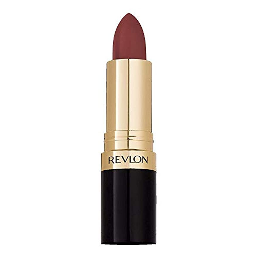 リムファランクス不愉快レブロン Super Lustrous Lipstick - # 740 Certainly Red (Creamy Strawberry Red) 4.2g/0.15oz並行輸入品