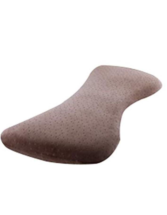 貴重なソケットベンチ整形外科多目的ボルスタ/妊娠/マタニティサポートピローメモリーコットン腰椎腰椎椎間板腰椎枕
