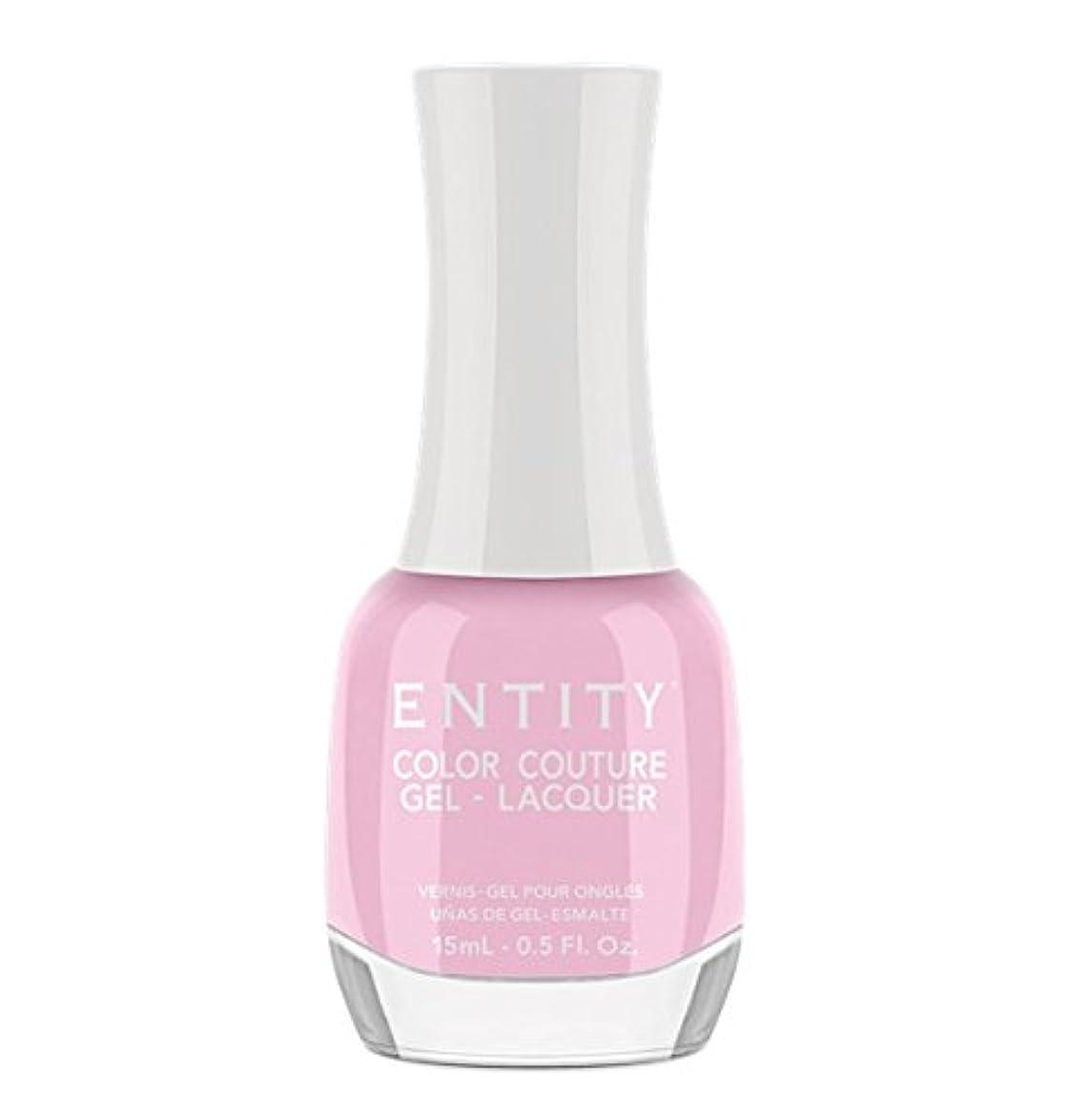 誕生日静かな手順Entity Color Couture Gel-Lacquer - Pure Chic - 15 ml/0.5 oz