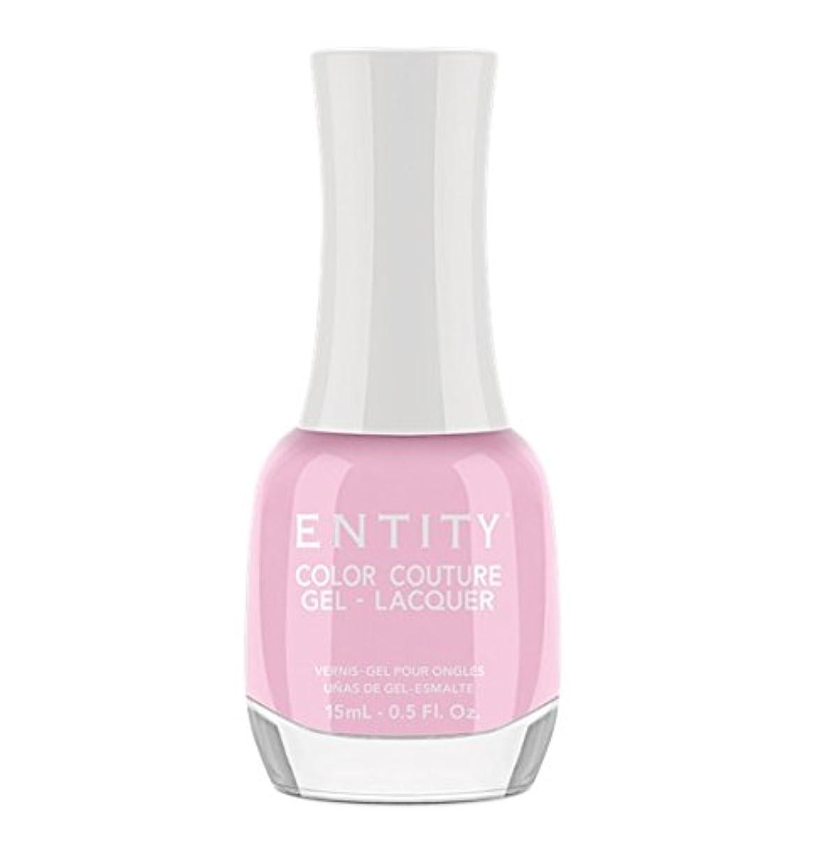 ピットバンジージャンプ陰気Entity Color Couture Gel-Lacquer - Pure Chic - 15 ml/0.5 oz