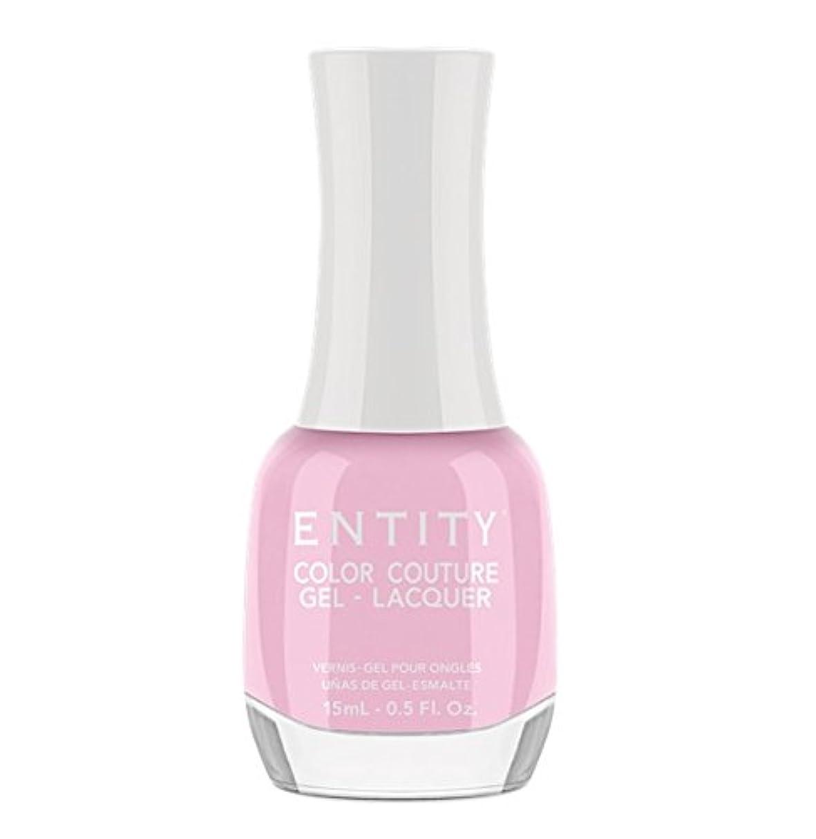 消す息切れひねりEntity Color Couture Gel-Lacquer - Pure Chic - 15 ml/0.5 oz