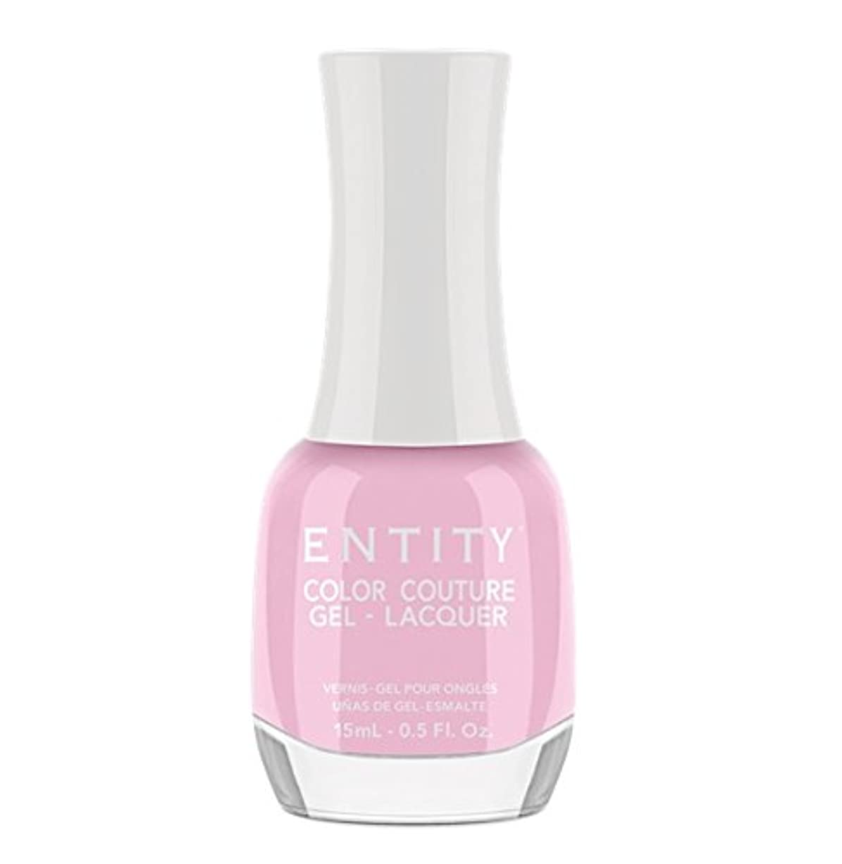 印をつける家食べるEntity Color Couture Gel-Lacquer - Pure Chic - 15 ml/0.5 oz