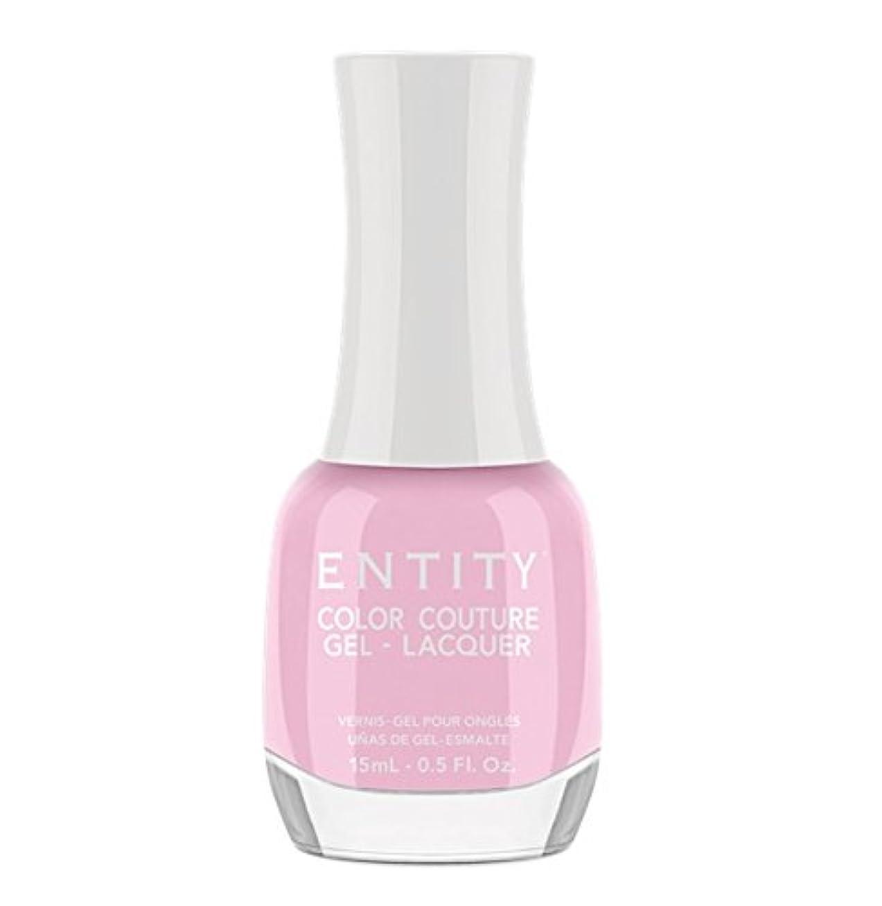闇凍る生息地Entity Color Couture Gel-Lacquer - Pure Chic - 15 ml/0.5 oz