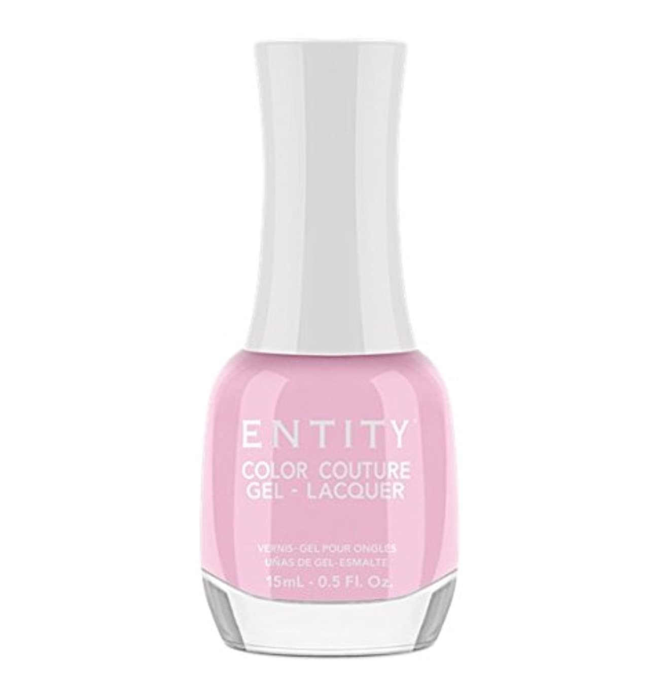 財産大惨事検体Entity Color Couture Gel-Lacquer - Pure Chic - 15 ml/0.5 oz