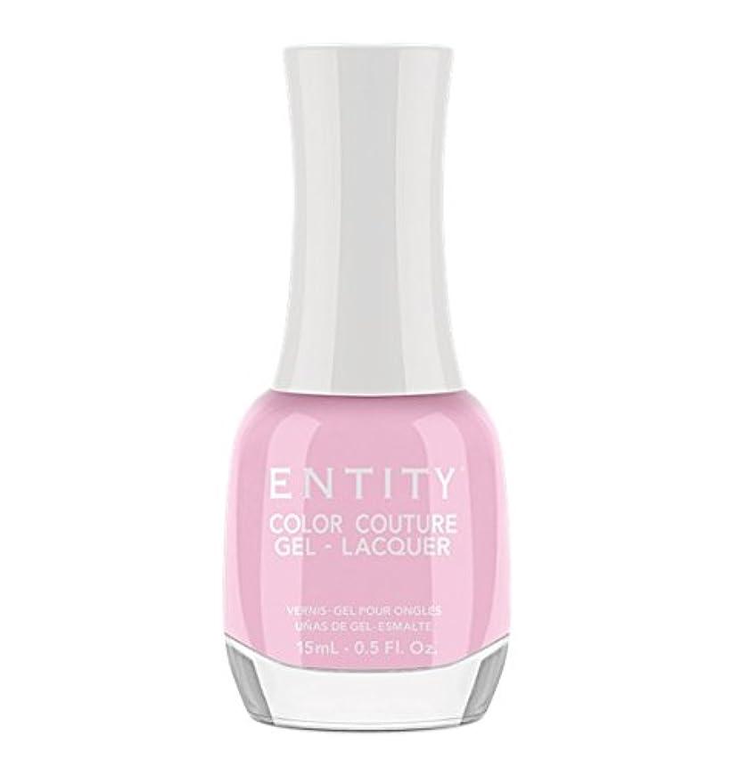 やけど差し控える事Entity Color Couture Gel-Lacquer - Pure Chic - 15 ml/0.5 oz