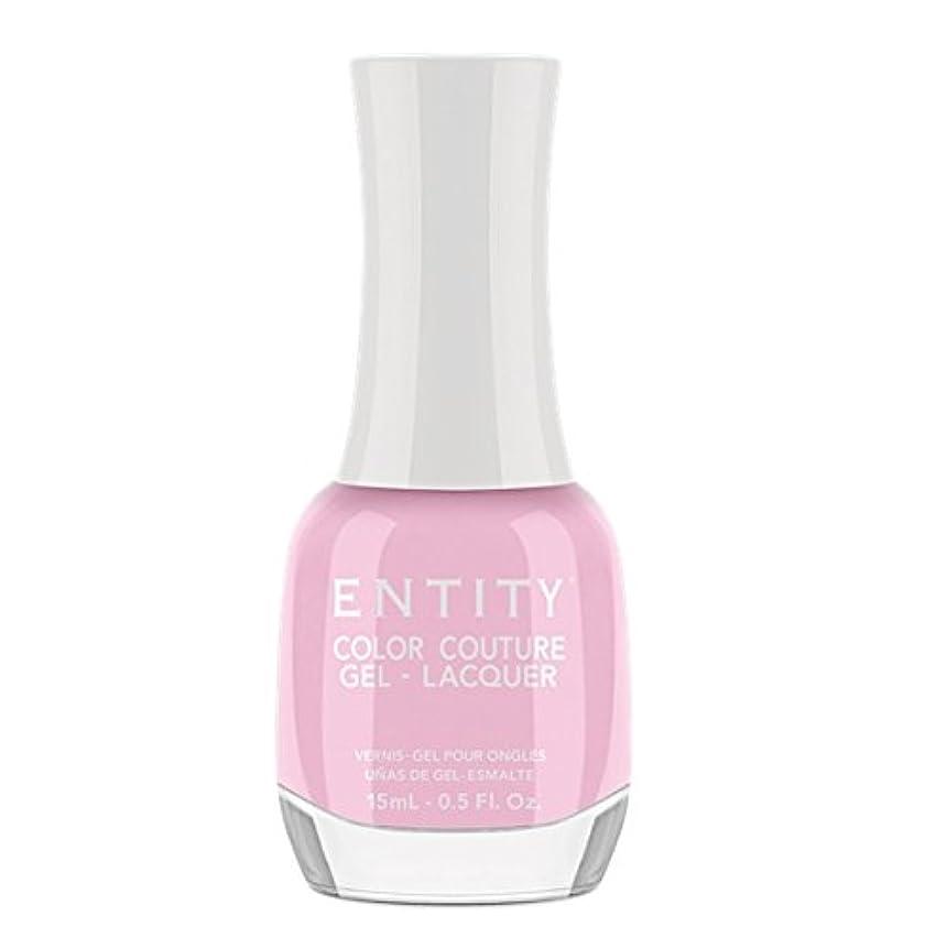 連続したマークされた句読点Entity Color Couture Gel-Lacquer - Pure Chic - 15 ml/0.5 oz