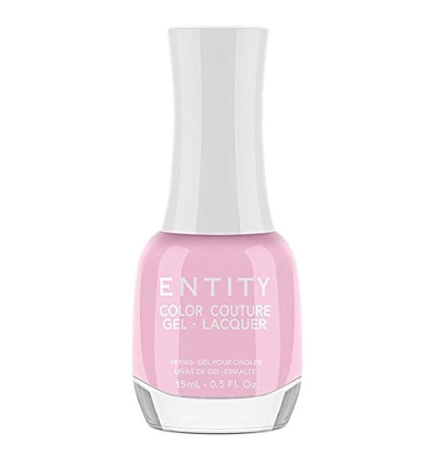 レタッチ遠え瞬時にEntity Color Couture Gel-Lacquer - Pure Chic - 15 ml/0.5 oz