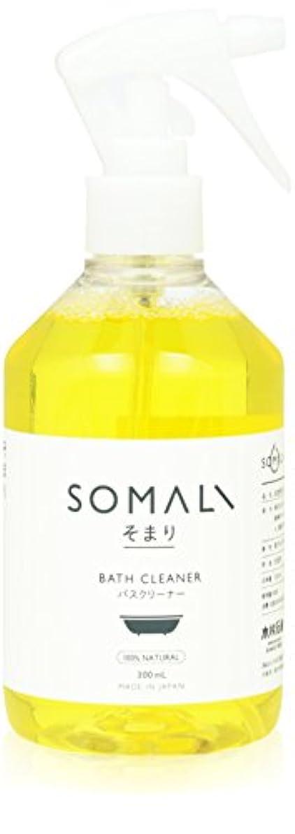 腐食する深さ酸化するソマリ(SOMALI) バスクリーナー 300ml