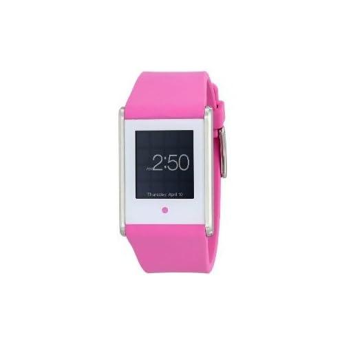 腕時計 Phosphor Unisex TT06 Touch Time Digital Display Quartz Pink Watch【並行輸入品】