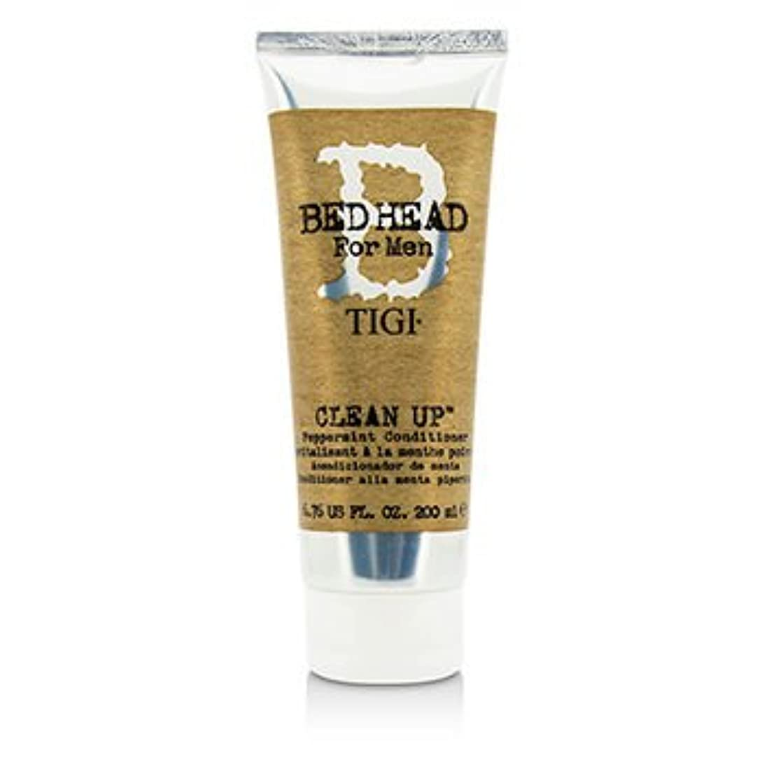 反逆者ファイバドット[Tigi] Bed Head B For Men Clean Up Peppermint Conditioner 200ml/6.76oz