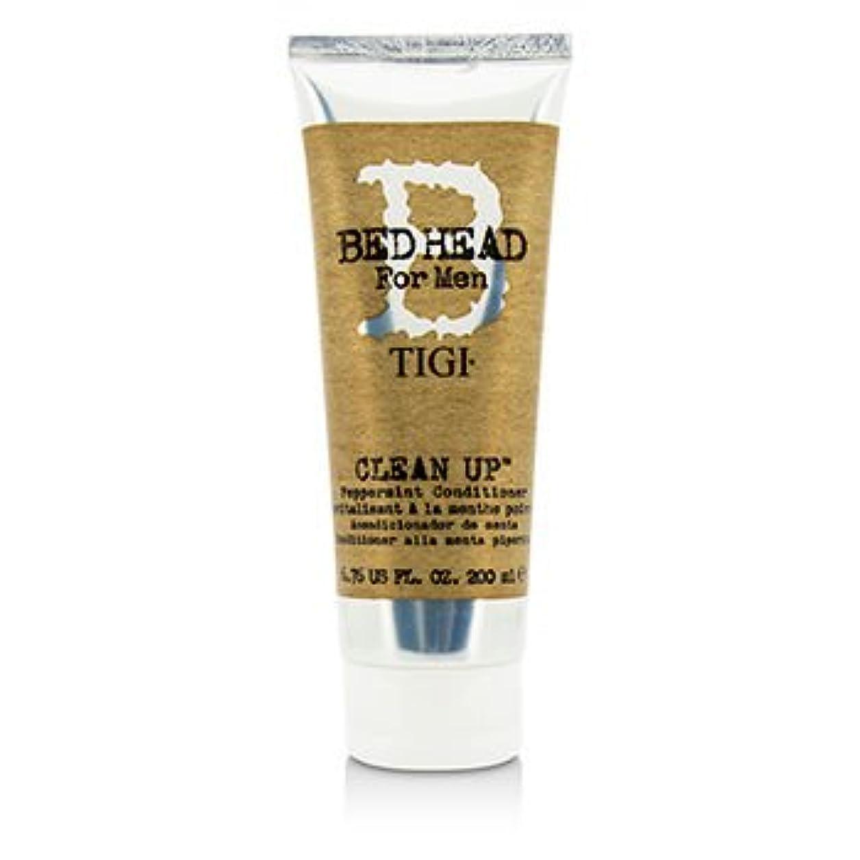 晩ごはんサミュエルナット[Tigi] Bed Head B For Men Clean Up Peppermint Conditioner 200ml/6.76oz