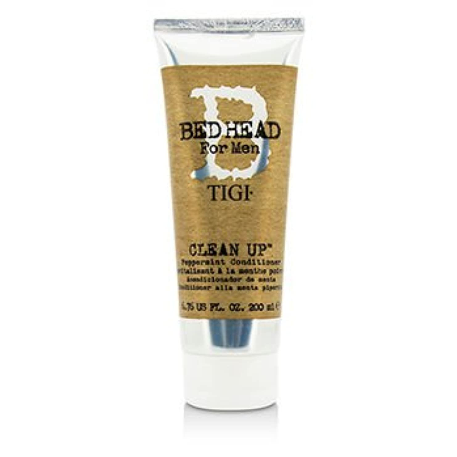 クリスマスボールリスト[Tigi] Bed Head B For Men Clean Up Peppermint Conditioner 200ml/6.76oz