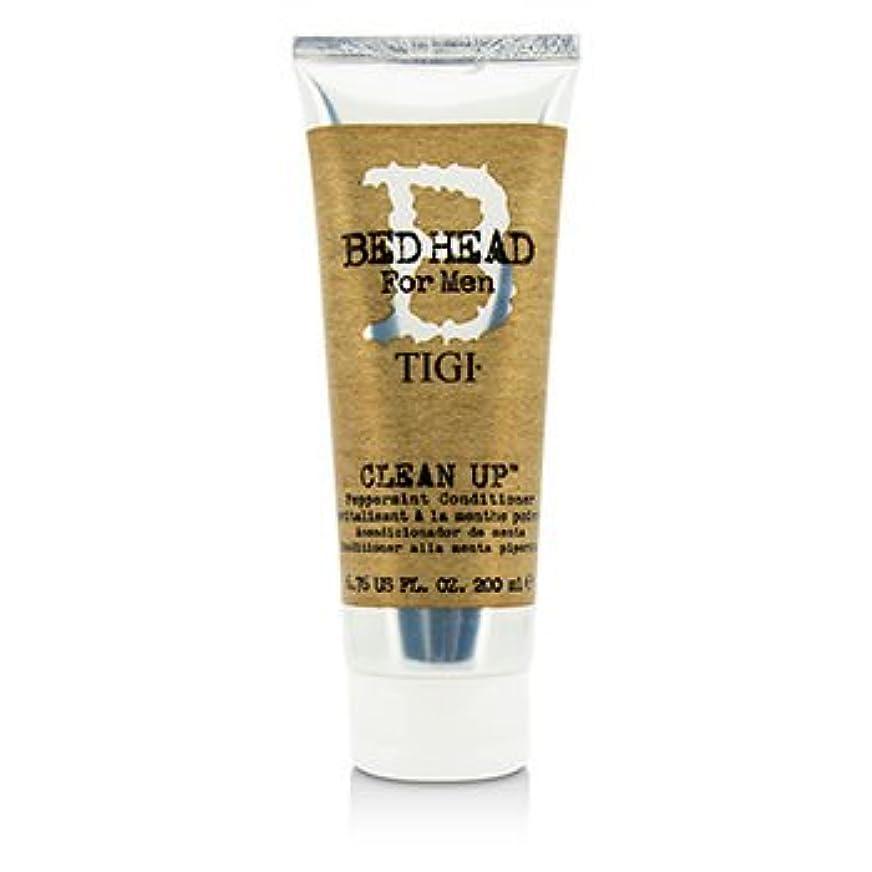 アルバニー口リース[Tigi] Bed Head B For Men Clean Up Peppermint Conditioner 200ml/6.76oz