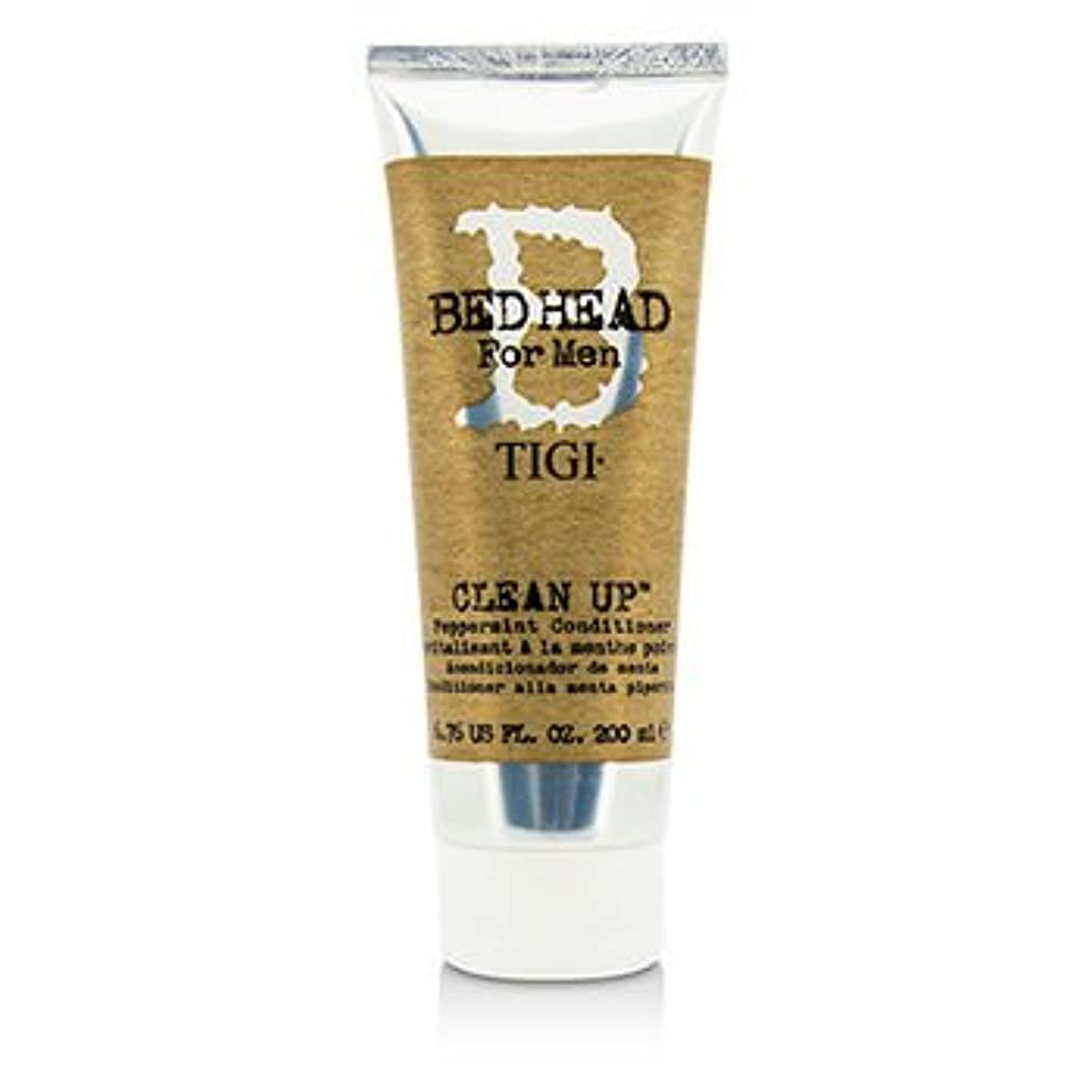 マイクロ許さない雇用者[Tigi] Bed Head B For Men Clean Up Peppermint Conditioner 200ml/6.76oz