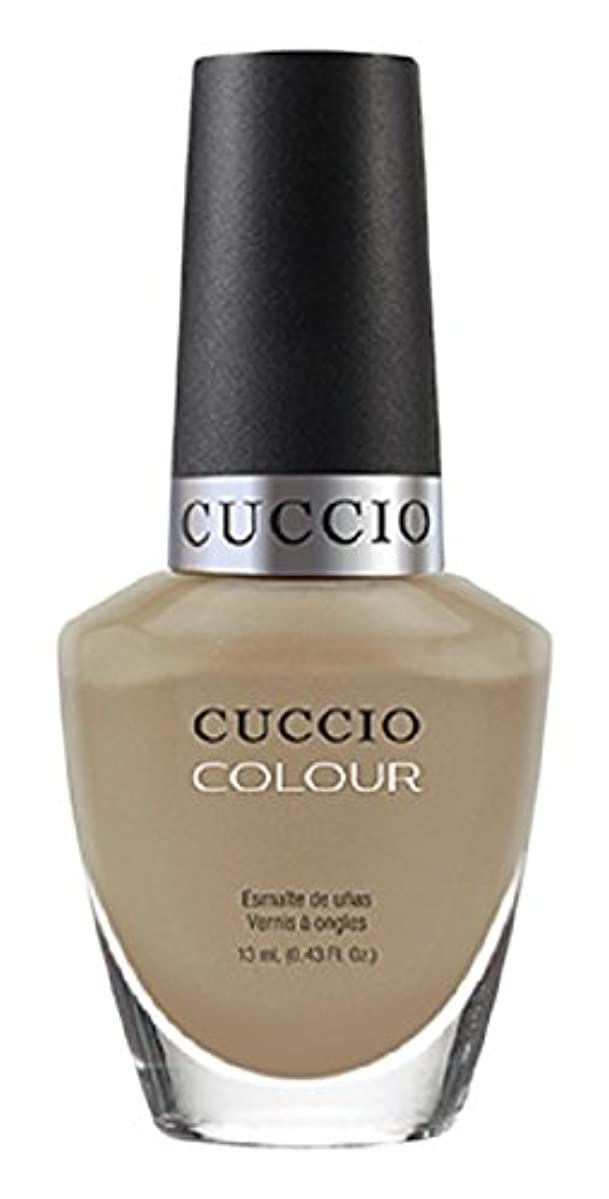 写真反乱オーバーランCuccio Colour Gloss Lacquer - Oh Naturale - 0.43oz / 13ml