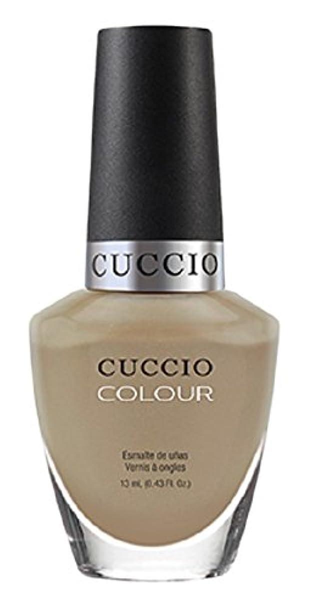 遺体安置所感動する目指すCuccio Colour Gloss Lacquer - Oh Naturale - 0.43oz / 13ml