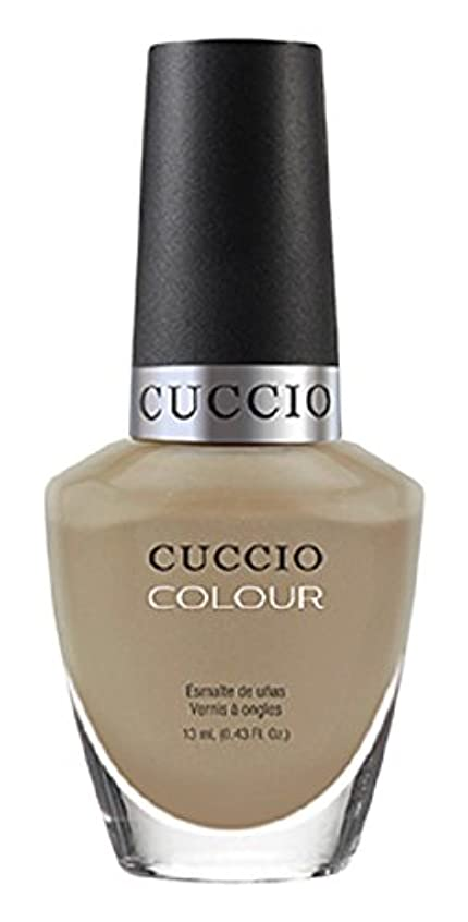 意味錫束ねるCuccio Colour Gloss Lacquer - Oh Naturale - 0.43oz / 13ml