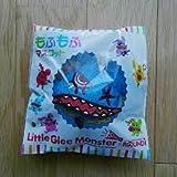 リトルグリーモンスター リトグリもふもふマスコット Little Glee Monster × ROUND1 ラウンドワン 青